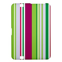 Beautiful Multi Colored Bright Stripes Pattern Wallpaper Background Kindle Fire Hd 8 9  by Amaryn4rt