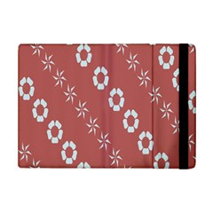 Abstract Pattern Background Wallpaper In Pastel Shapes Ipad Mini 2 Flip Cases by Amaryn4rt