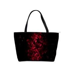 Background Scrapbooking Paper Shoulder Handbags by Amaryn4rt