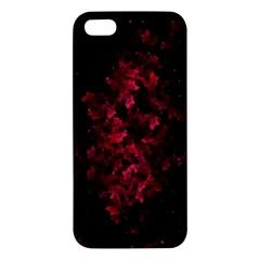 Background Scrapbooking Paper Iphone 5s/ Se Premium Hardshell Case by Amaryn4rt