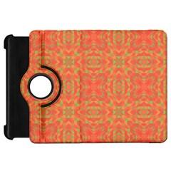 Pattern Kindle Fire Hd 7  by Valentinaart