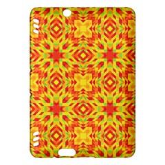 Pattern Kindle Fire Hdx Hardshell Case by Valentinaart