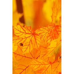 Bright Yellow Autumn Leaves 5 5  X 8 5  Notebooks