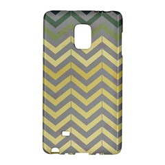 Abstract Vintage Lines Galaxy Note Edge by Amaryn4rt