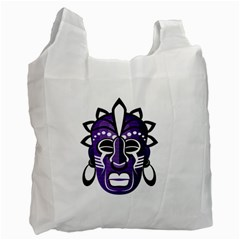 Mask Recycle Bag (one Side) by Valentinaart