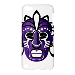 Mask Apple Ipod Touch 5 Hardshell Case by Valentinaart