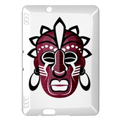 Mask Kindle Fire Hdx Hardshell Case by Valentinaart