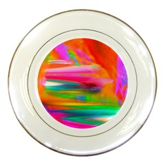 Abstract Illustration Nameless Fantasy Porcelain Plates by Amaryn4rt