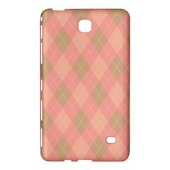 Plaid Pattern Samsung Galaxy Tab 4 (7 ) Hardshell Case  by Valentinaart