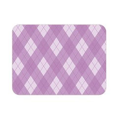 Plaid Pattern Double Sided Flano Blanket (mini)  by Valentinaart