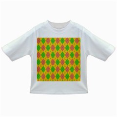 Plaid Pattern Infant/toddler T Shirts by Valentinaart
