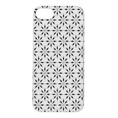 Pattern Apple Iphone 5s/ Se Hardshell Case by Valentinaart