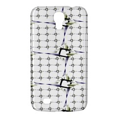 Fractal Design Pattern Samsung Galaxy Mega 6 3  I9200 Hardshell Case by Amaryn4rt