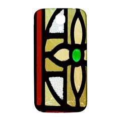 A Detail Of A Stained Glass Window Samsung Galaxy S4 I9500/i9505  Hardshell Back Case