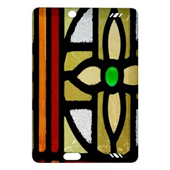 A Detail Of A Stained Glass Window Amazon Kindle Fire Hd (2013) Hardshell Case by Amaryn4rt