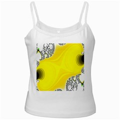 Fractal Abstract Background Ladies Camisoles