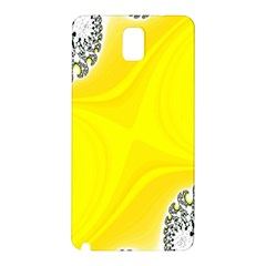 Fractal Abstract Background Samsung Galaxy Note 3 N9005 Hardshell Back Case by Amaryn4rt