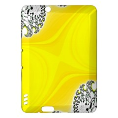 Fractal Abstract Background Kindle Fire Hdx Hardshell Case by Amaryn4rt