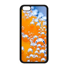 Bubbles Background Apple Iphone 5c Seamless Case (black) by Amaryn4rt
