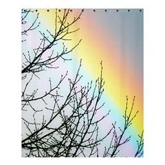 Rainbow Sky Spectrum Rainbow Colors Shower Curtain 60  X 72  (medium)  by Amaryn4rt