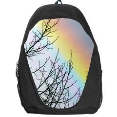 Rainbow Sky Spectrum Rainbow Colors Backpack Bag by Amaryn4rt