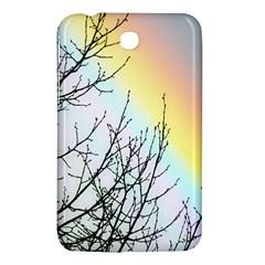 Rainbow Sky Spectrum Rainbow Colors Samsung Galaxy Tab 3 (7 ) P3200 Hardshell Case  by Amaryn4rt