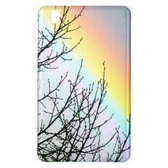 Rainbow Sky Spectrum Rainbow Colors Samsung Galaxy Tab Pro 8 4 Hardshell Case by Amaryn4rt