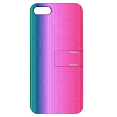Abstract Paper For Scrapbooking Or Other Project Apple Iphone 5 Hardshell Case With Stand by Amaryn4rt