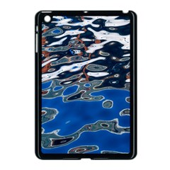 Colorful Reflections In Water Apple Ipad Mini Case (black) by Amaryn4rt