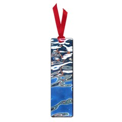 Colorful Reflections In Water Small Book Marks by Amaryn4rt