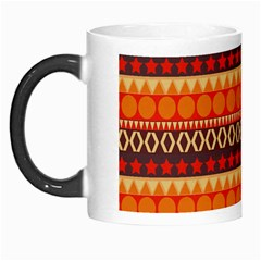Abstract Lines Seamless Art  Pattern Morph Mugs by Amaryn4rt