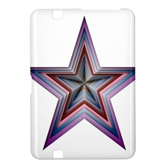 Star Abstract Geometric Art Kindle Fire Hd 8 9  by Amaryn4rt