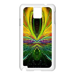 Future Abstract Desktop Wallpaper Samsung Galaxy Note 3 N9005 Case (white) by Amaryn4rt