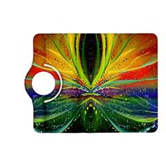 Future Abstract Desktop Wallpaper Kindle Fire Hd (2013) Flip 360 Case by Amaryn4rt
