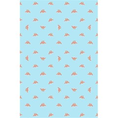 Spaceship Cartoon Pattern Drawing 5 5  X 8 5  Notebooks by dflcprints