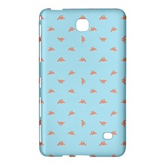 Spaceship Cartoon Pattern Drawing Samsung Galaxy Tab 4 (8 ) Hardshell Case  by dflcprints