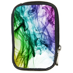 Colour Smoke Rainbow Color Design Compact Camera Cases by Amaryn4rt