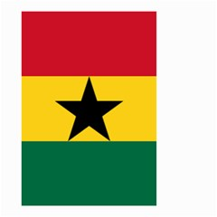 Flag Of Ghana Small Garden Flag (two Sides) by abbeyz71