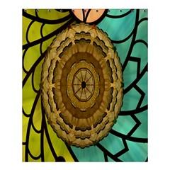 Kaleidoscope Dream Illusion Shower Curtain 60  X 72  (medium)  by Amaryn4rt