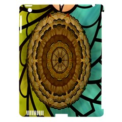 Kaleidoscope Dream Illusion Apple Ipad 3/4 Hardshell Case (compatible With Smart Cover) by Amaryn4rt