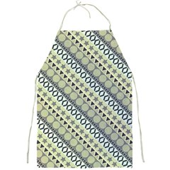 Abstract Seamless Pattern Full Print Aprons by Amaryn4rt