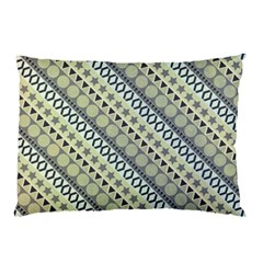 Abstract Seamless Pattern Pillow Case (two Sides) by Amaryn4rt