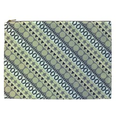 Abstract Seamless Pattern Cosmetic Bag (xxl)  by Amaryn4rt