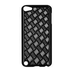 Abstract Of Metal Plate With Lines Apple Ipod Touch 5 Case (black) by Amaryn4rt