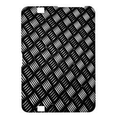 Abstract Of Metal Plate With Lines Kindle Fire Hd 8 9  by Amaryn4rt