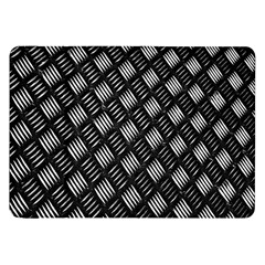 Abstract Of Metal Plate With Lines Samsung Galaxy Tab 8 9  P7300 Flip Case by Amaryn4rt