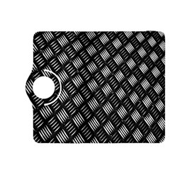 Abstract Of Metal Plate With Lines Kindle Fire Hdx 8 9  Flip 360 Case by Amaryn4rt
