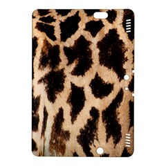 Yellow And Brown Spots On Giraffe Skin Texture Kindle Fire Hdx 8 9  Hardshell Case by Amaryn4rt