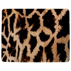 Yellow And Brown Spots On Giraffe Skin Texture Jigsaw Puzzle Photo Stand (rectangular) by Amaryn4rt