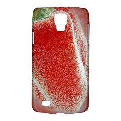 Red Pepper And Bubbles Galaxy S4 Active by Amaryn4rt